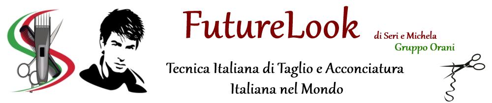 Conosciuto Negozio Barbiere / Parrucchiere Centocelle Roma, FutureLook di  AU55